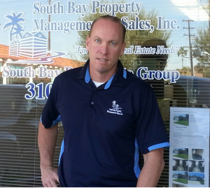 Owner, Tim Kelley of South Bay Property Management & South Bay Real Estate Group